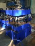 Rodillo de acero de los estantes de la exhibición de las mercancías de Supermakret que forma la máquina Jeddah de la producción