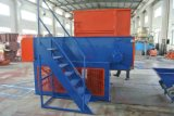 単一のShaft ShredderかDouble Shaft Shredder/Plastic Shredder/HDPE Pipe Shredders