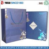 Bolsa de papel de encargo de la fabricación/bolso de compras/bolso del regalo/bolso de mano