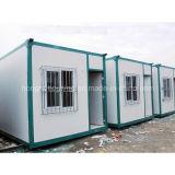 Camera prefabbricata mobile del contenitore di Prebuilt di disegno elegante esterno da vendere