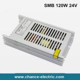 24V 5A ultra dünne Schaltungs-Stromversorgung 120W (SMB120W-24V)