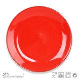 """10.5 """" piatti di pranzo di ceramica del gres all'ingrosso"""