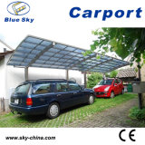 Waterproof durevole Car Parking Polycarbonate e Carport di Aluminum (B-800)