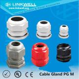 Ghiandole di cavo di plastica del nylon PA66 di protezione IP68 (tipo della PAGINA)