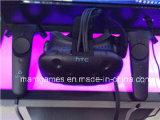 Pelotón del cine de Vr del equipo de juego de la batalla del Shooting con HTC Vive