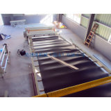 Chaîne de production d'extrusion de feuille d'EPDM/EVA/PP