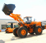 6ton Loader Machine con Powerful Engine