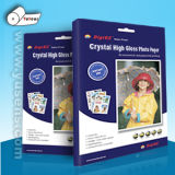 115GSM aan 300GSM Crystal High Gloss Photo Paper