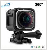 HD cheios Waterproof a ação câmera panorâmico de um esporte de 360 graus