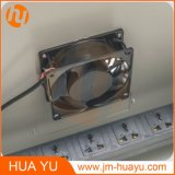 6u~14u Wall Mount Cabinet com Welded Frame e Glass Door