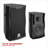 """Dirección Pública de altavoz dual 15"""" Sound System"""