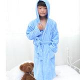 卸売の100%年の綿の柔らかさの切口の山の子供のフードの浴衣