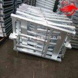 Longueur suspendue provisoire de la plate-forme 7500mm de gondole électrique élevée de travail