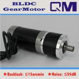 変速機の比率の1:10のNEMA23 180WのブラシレスモーターBLDC