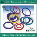 Giunti circolari all'ingrosso di formato della gomma di silicone della fabbrica vari