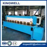 Q11-4X2500 Mechanical Shearing Machine met High Speed (Q11-4X2500)