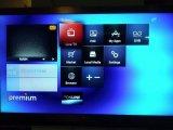 Consumición DVB e IPTV STB Ipremium I9 de las energías bajas