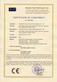 Convertidor de frecuencia de la serie de Encom Eds1000 con protocolo de comunicación múltiple