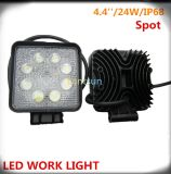 자동 Parts 24W Car LED Work Light LED Lighting Spot