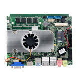 内蔵4GB RAM 32GB SSDを搭載するHU803 HTPCの産業マザーボード