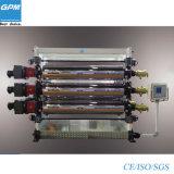 Ligne à haute production d'extrusion de panneau de cavité de mousse de PVC/PE/PP WPC