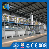 良質のタイヤオイルの熱分解機械工場設備