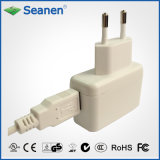 5W de Lader van USB (RoHS, efficiencyniveau VI)