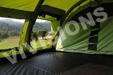 جديدة تصميم خيمة قابل للنفخ يستمتع [كمب تنت] لأنّ أسرة