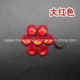 中国安いDMC Strassの水晶DMC HotfixバルクRhinstones (SS20 Sapphire/3Aの等級)