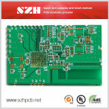 4 capas 1oz 1.6mm Flash Drive PCB Junta