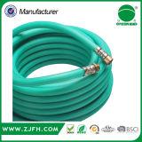 Tuyau à haute pression technique de jet de PVC d'OIN 9001 Corée, tuyau de jet de PVC, tuyau de jet