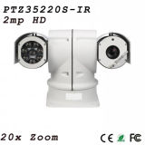 2 sistema di posizionamento mobile HD IP66 della rete completa di Megapixel {PTZ35220s-Ira-N}
