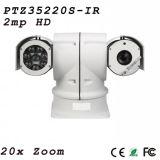 2 sistema de posicionamento móvel HD IP66 da rede cheia de Megapixel {PTZ35220s-Ira-N}