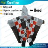 Sport Fan Body Flag Cape con la bandiera nazionale (M-NF07F02023)