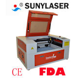 Machine Laser 50W / 60W avec Rotary pour Cylindres