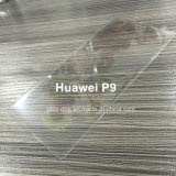 Huawei P9のための3Dによって曲げられる熱い曲がる完全なCovertemperedガラススクリーンの保護装置