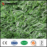 Cerco de bambu verde artificial plástico da planta dos produtos novos da porta da casa