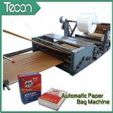Automatischer Brown-Papier Karft Papierhochgeschwindigkeitsbeutel, der Maschinerie herstellt