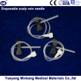 Pointeau remplaçable 22g (ENK-TPZ-019) de veine d'épicrâne