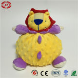 Do coelho bonito do leão do bebê Snuggle macio brinquedo encantador enchido do luxuoso