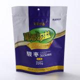 Sacos do Zipper do alimento, sacos da folha de alumínio e a outra confiança estilo próprio