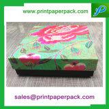 Роскошная изготовленный на заказ коробка подарка Handmade бумаги