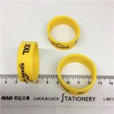 Самой новой кольцо силикона сбываний прибытия выбитое таможней