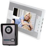 Telefono composto a mano del portello dei video sistemi 7 del campanello '' video