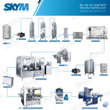 Automatischer Mineralwasser-füllender Produktionszweig