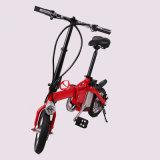 Bike складных колес алюминия 2 электрический с батареей Lithuim