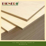 E0 GlueのFurnitureのためのブナMelamine Plywood