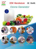 O3 portable Ozonizer Water Ozone Generator para Vegetables y Fruits