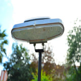 Installation facile de lumière solaire de jardin aucun câblage