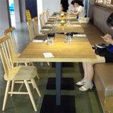 놓인 단단한 나무 대중음식점 가구를 주문을 받아서 만드십시오 (SP-CS339)